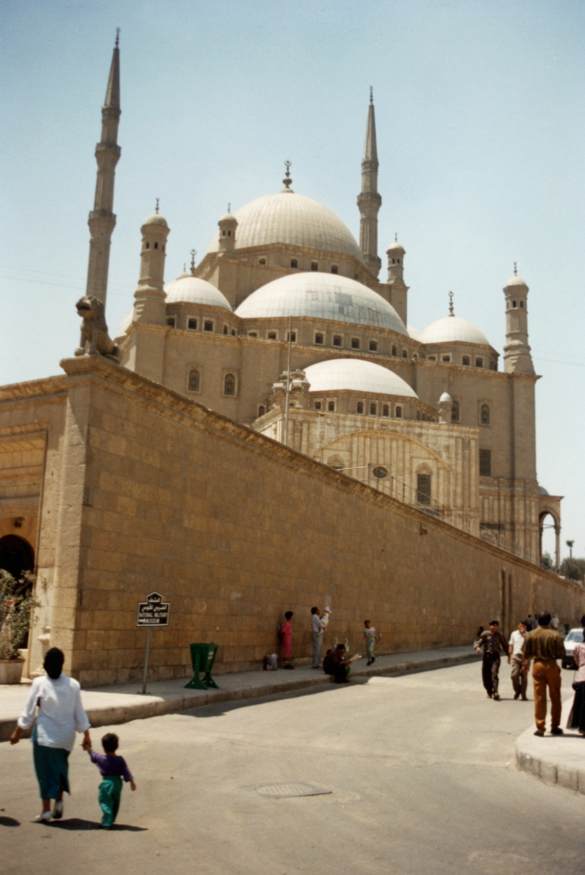 Mosque of Muhammad Ali, or the Alabaster Mosque