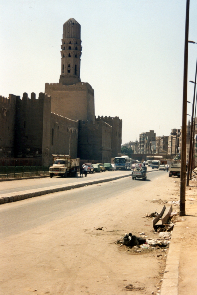 Another Cairo Old City scene