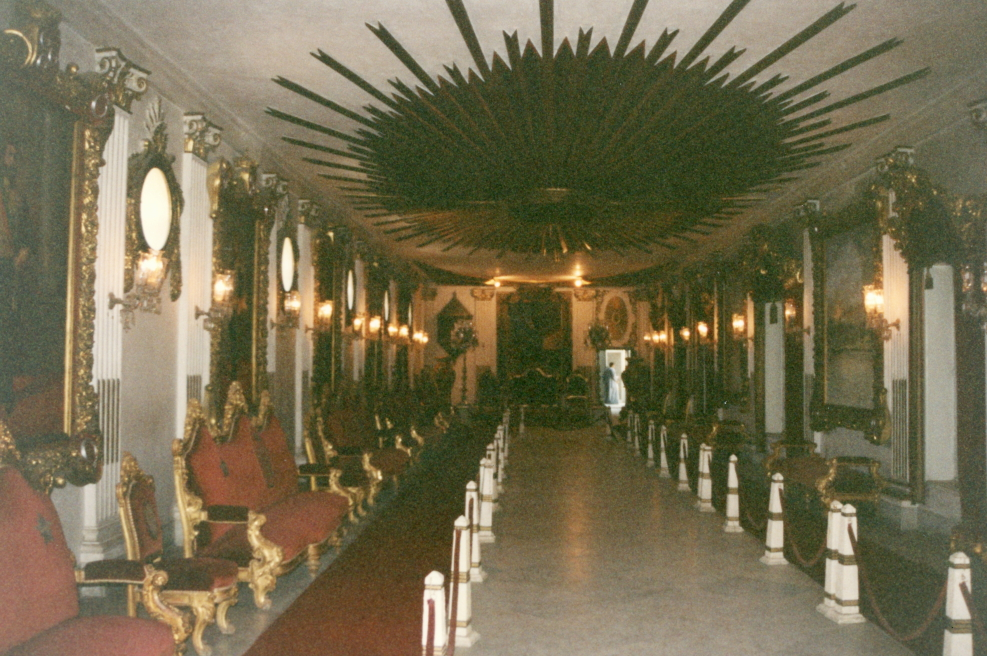 Throne room of Manial Palace