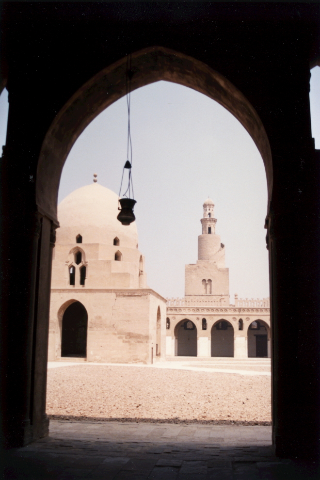 Mosque of Ahmad Ibn Tulun (876 A.D.)