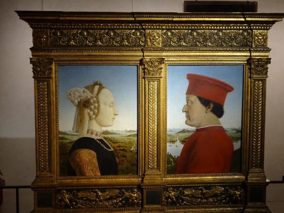 """""""Duke of Urbino"""" -- what a hook nose on that fellow!"""