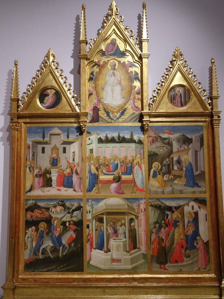 Beautiful religious art from the Middle Ages