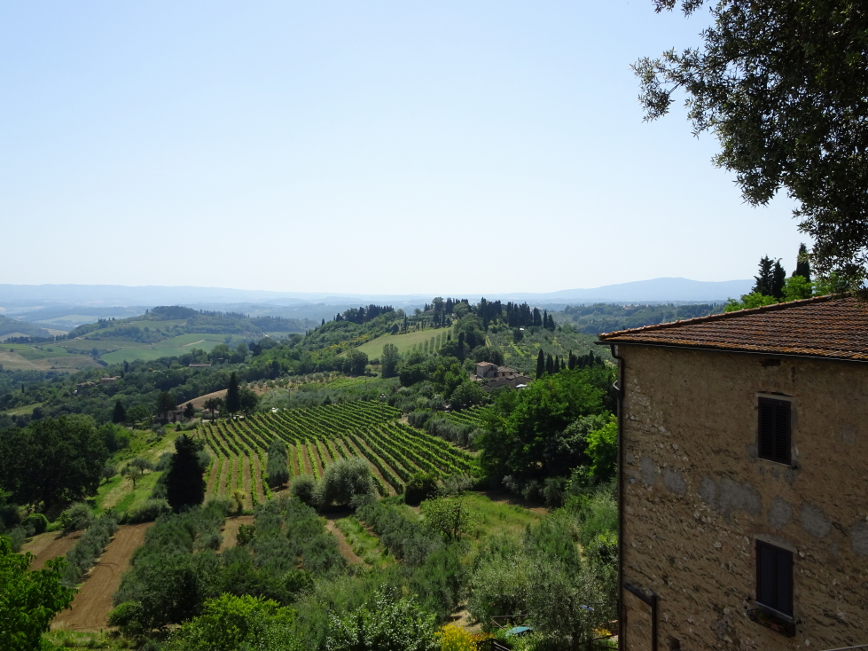 Another view of Tuscany