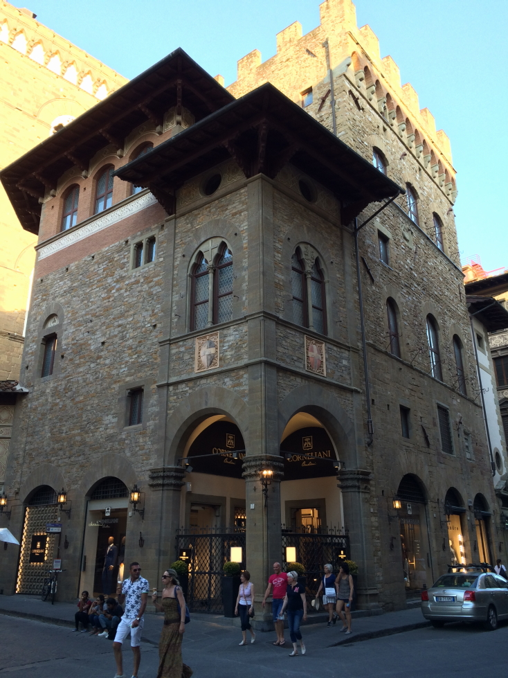 Cool building in Florence