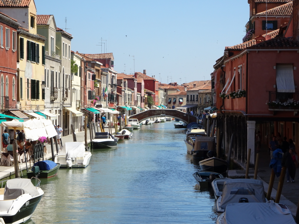 One of Murano's canals