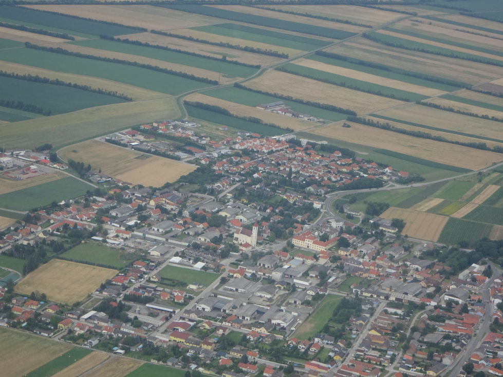 A small Austrian village near Vienna
