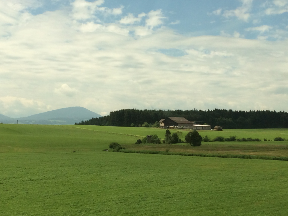 Another view of the countryside