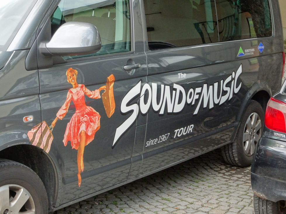 "The ""Sound of Music"" is a big deal in Salzburg"